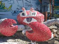 El segundo cangrejo de Caibarién